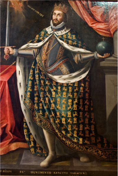 Picture Of Historical Swords - Rey Fernando III