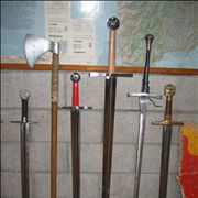 Picture Of Medieval Swords